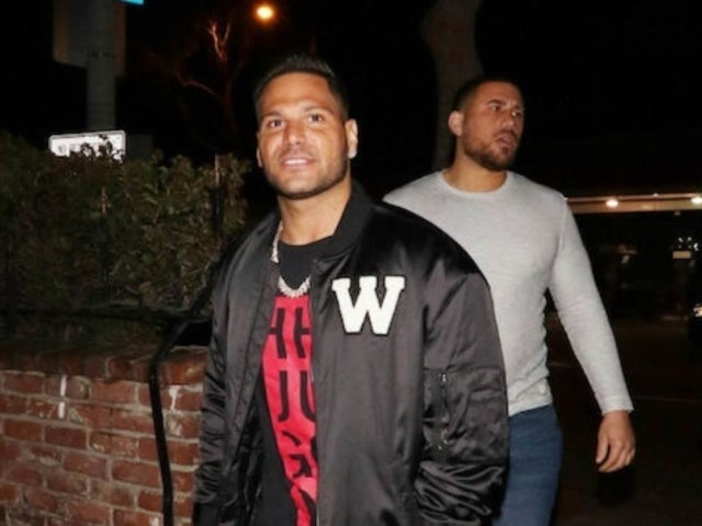 'Jersey Shore' Star Ronnie Ortiz-Magro Explains Why He Got Back With Jen Harley After Rehab