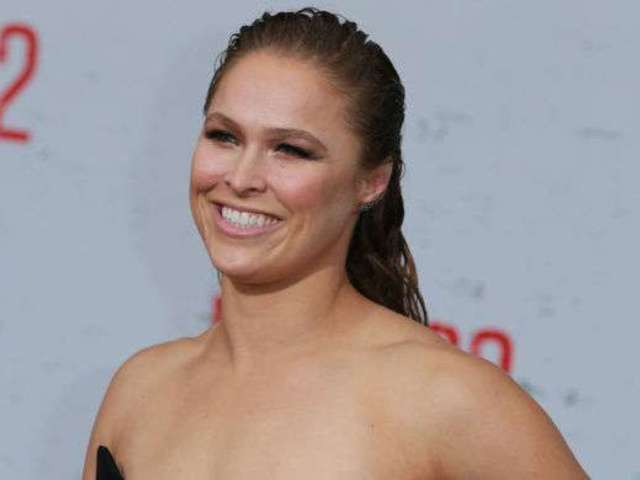 Ronda Rousey Grosses out Fans After Revealing Nearly Severed Thumb Photo From '9-1-1' Accident