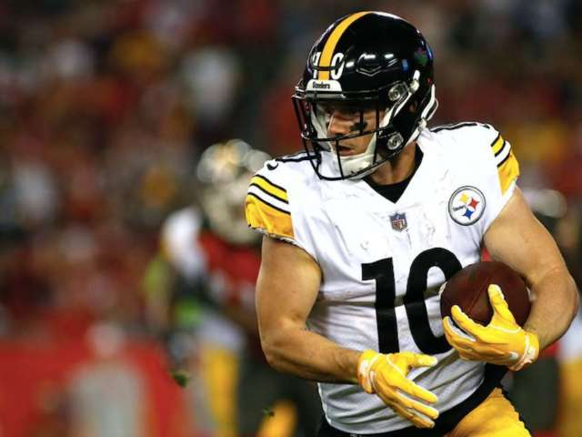 Steelers Wide Receiver Ryan Switzer Releases Clothing Line That Donates 100 Percent to Children's Charity