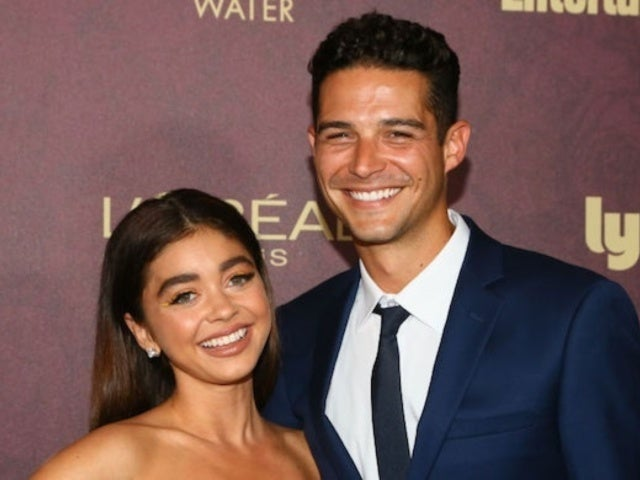 Sarah Hyland Will Use 'Vision Boards' to Plan Wedding, Fiance Wells Adams Reveals
