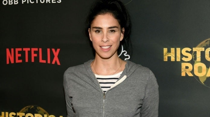 sarah silverman getty images
