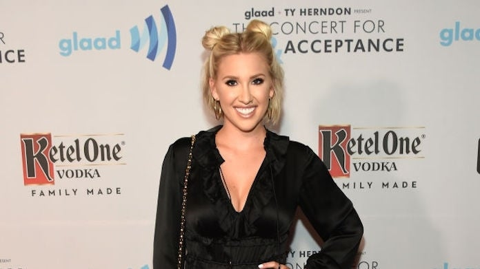 savannah-chrisley_getty-Rick Diamond : Stringer