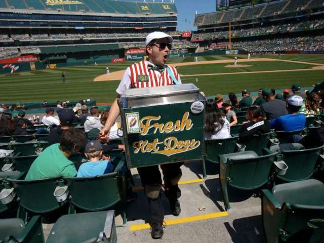 The 10 Most Interesting Foods You Can Eat at Baseball Ballparks