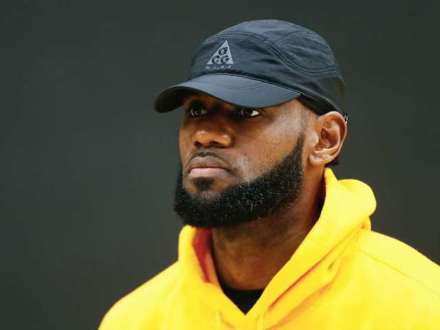 Infamous LeBron James Confiscated Video Leaks and Still Owes $500