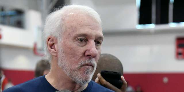 USA Coach Gregg Popovich Reacts to Recent Mass Shootings in America
