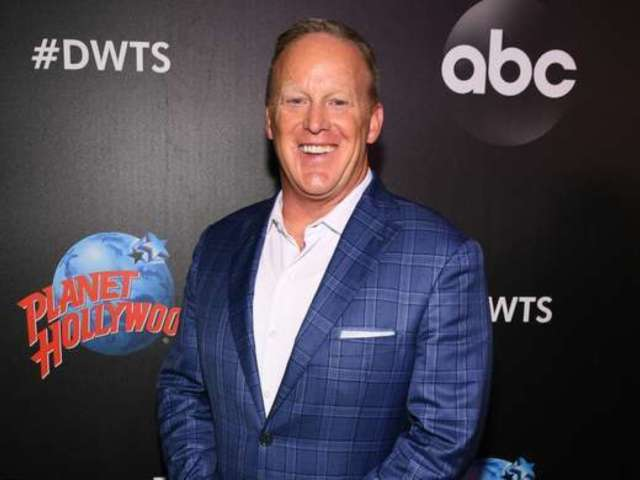 Sean Spicer Ready to 'Have Fun' on 'DWTS' Despite Backlash Against ABC