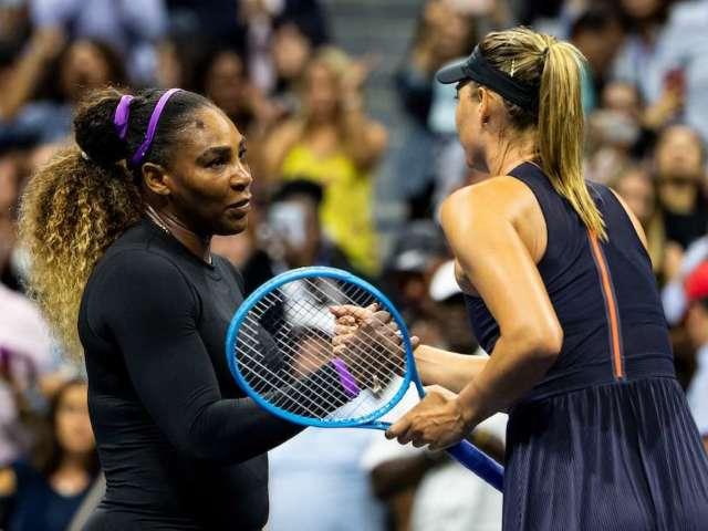 Serena Williams' Husband Accused of Taking Swipe at Maria Sharapova by Wearing Anti-Doping T-Shirt