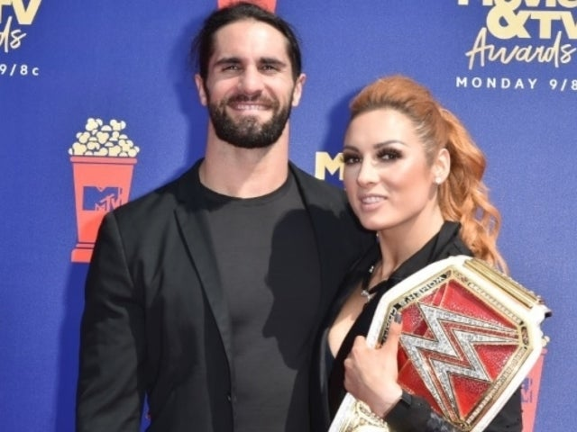 WWE Superstars Seth Rollins and Becky Lynch Are Engaged