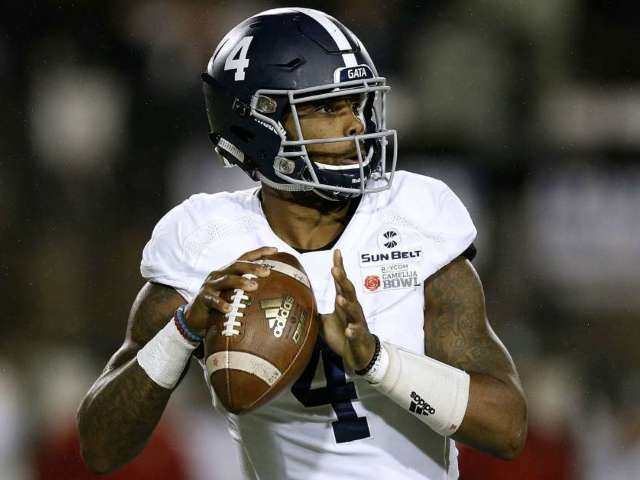 Drug Charges Dropped Against Georgia Southern QB Shai Werts