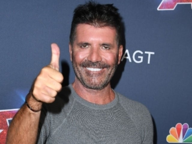 Simon Cowell's New Face Has Twitter Spitting Jokes, But He Has a Great Explanation