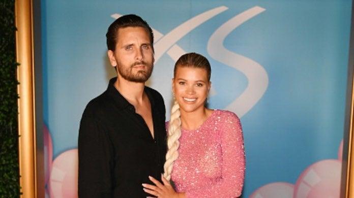 Sofia Richie and Scott Disick-2