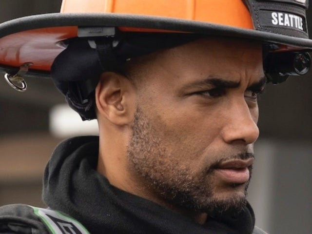 'Station 19' Star Boris Kodjoe Talks Show Blending Further With 'Grey's Anatomy': 'It's Getting the Best of Both Worlds' (Exclusive)