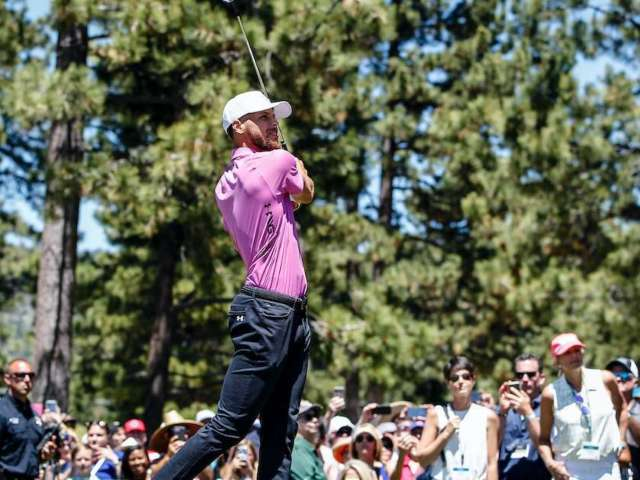 Steph Curry Will Sponsor Howard University Men's and Women's Golf Programs for Next 6 Years