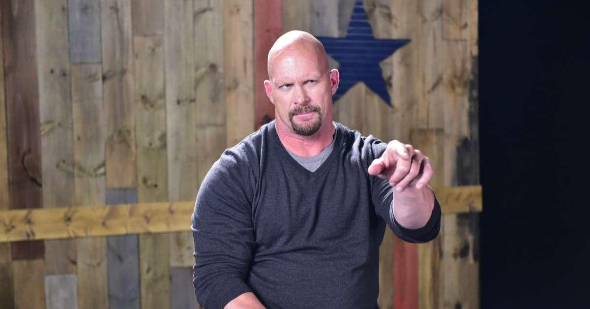 Stone Cold Steve Austin gun control