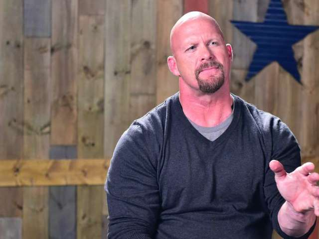 Stone Cold Steve Austin Gives Advice on How to Chug a Beer