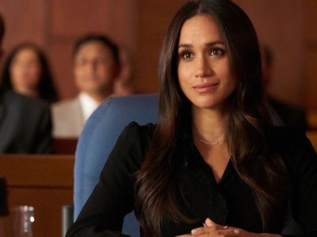 'Suits' Pokes Fun at Meghan Markle's Royal Role After Leaving Show