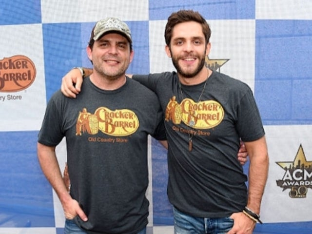 Thomas Rhett's Dad, Rhett Akins, Admits He Was Nervous When His Son Followed in His Footsteps