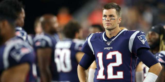 Tom Brady Issues Challenge To Giants Running Back Saquon