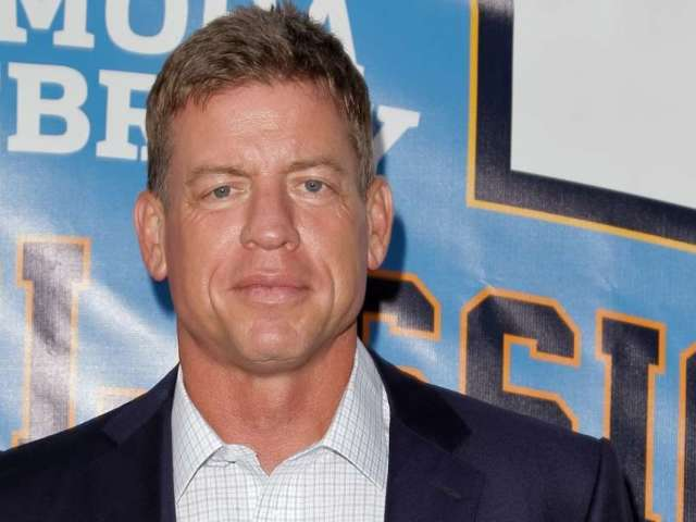 Former Cowboys QB Troy Aikman Rips Radio Host for Andrew Luck Critique