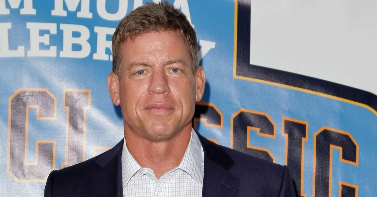 Troy Aikman rips radio host Andrew Luck retirement critique