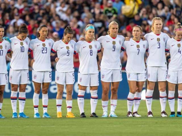 US Soccer Hires Lobbyists to Argue Women's National Team Isn't Underpaid