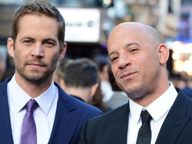 Paul Walker's Daughter Meadow Posts Sweet Photo With Vin Diesel's Daughter Hania