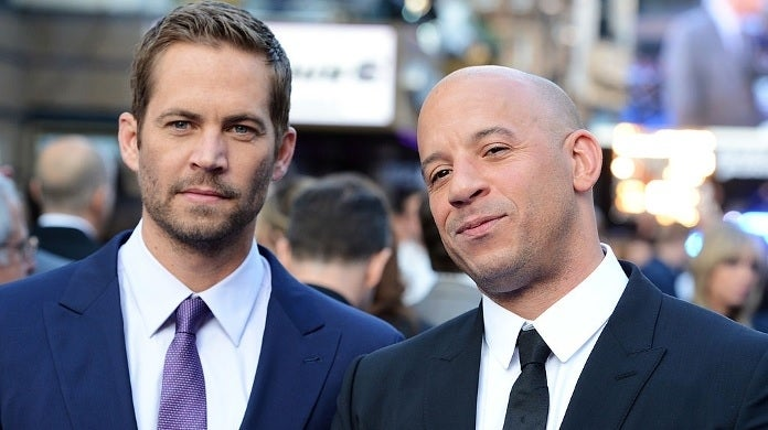 vin diesel paul walker getty images