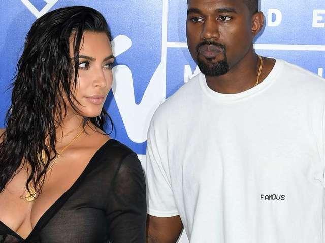 Kanye West Donates $1 Million to Charity for Wife Kim Kardashian's Birthday