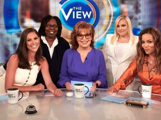 'The View': Meghan McCain Tweets at Abby Huntsman Amid Exit, and the Internet Erupts