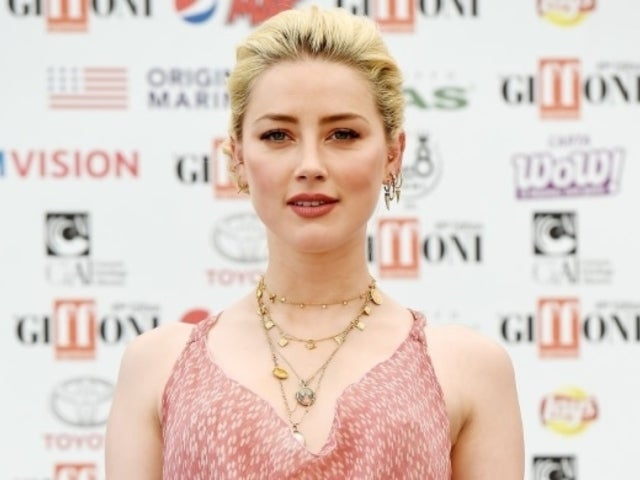 'Aquaman' Star Amber Heard Goes Nearly Topless With Latest Instagram Photo
