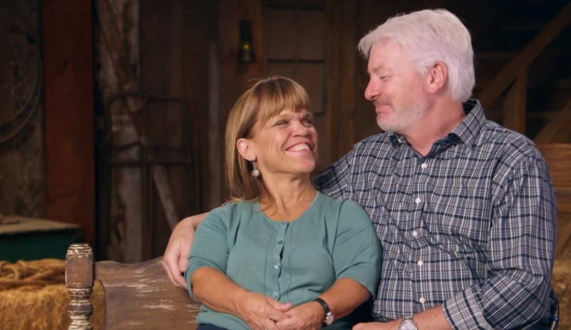 Amy Roloff Chris Marek