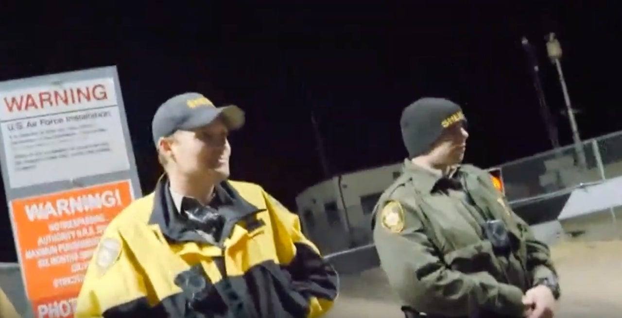 area 51 armed guards