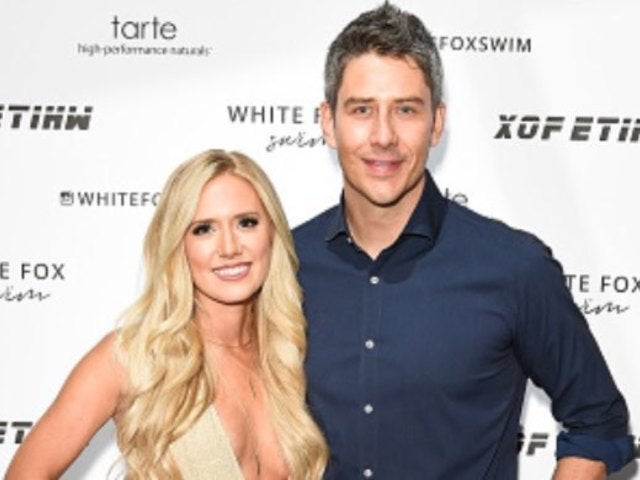 'Bachelor' Newlyweds Arie Luyendyk Jr. and Lauren Burnham Renew Their Vows in Vegas Chapel