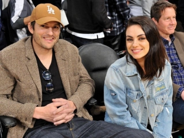'Ranch' Star Ashton Kutcher and Mila Kunis All Smiles in 'Magical Weekend' at Disneyland Photo Amid Demi Moore's Claims