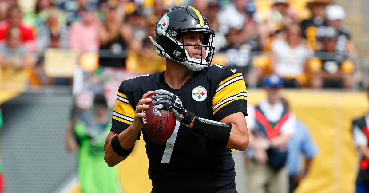 Ben Roethlisberger elbow surgery Steelers fully recover