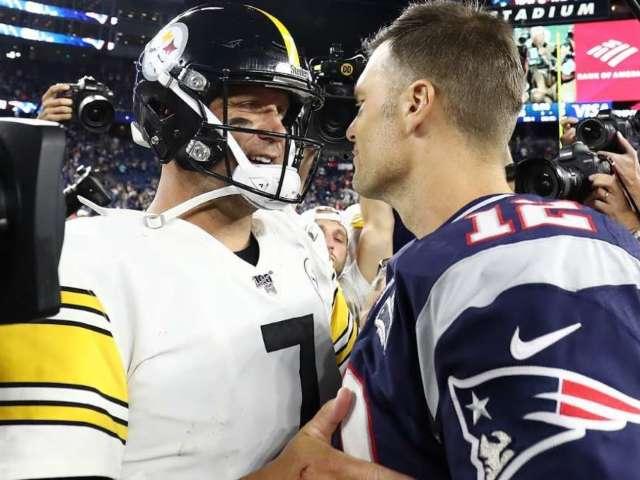 NFL Legend Cris Carter Says Ben Roethlisberger Is More Talented Than Tom Brady