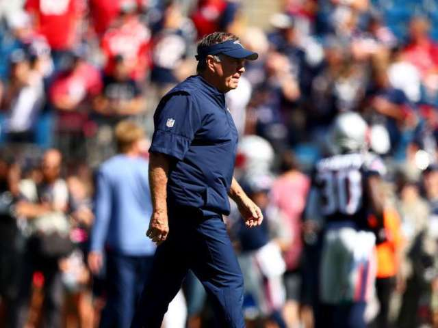 Reporter Brushes off Getting 'Death Stare' From Patriots Head Coach Bill Belichick
