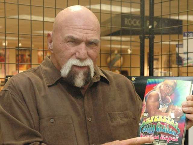 WWE Legend 'Superstar' Billy Graham Suffering From Heart Failure After Being Hospitalized