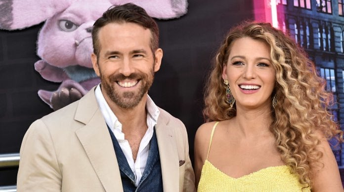 Blake Lively and Ryan Reynolds-2