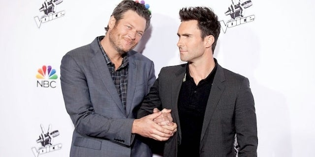 The Voice': Blake Shelton Has a Message for Adam Levine