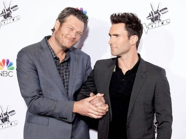 'The Voice': Blake Shelton Has NSFW Message for Adam Levine After Exit