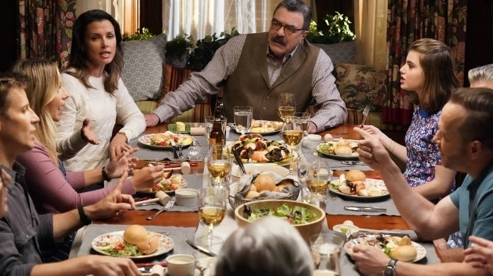 blue bloods the real deal dinner cbs