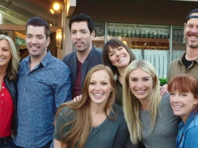 Jasmine Roth Talks 'Fun' With 'Property Brothers,' 'Good Bones' and Other HGTV Co-Stars on 'A Very Brady Renovation' (Exclusive)