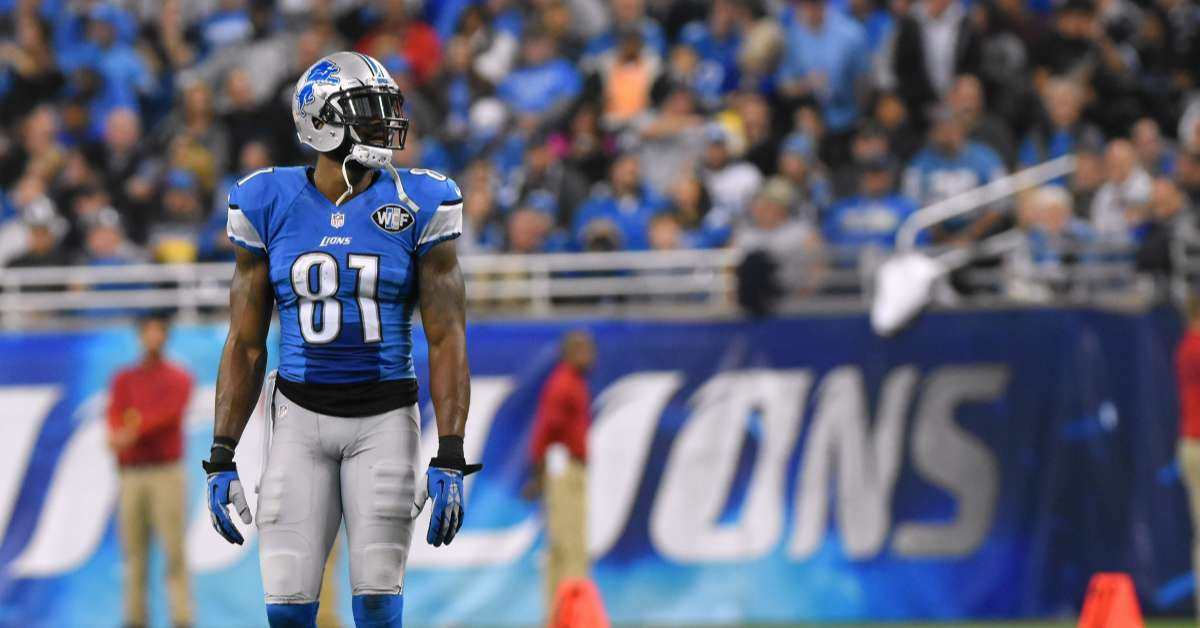 Calvin Johnson Lions smoking marijuana every game