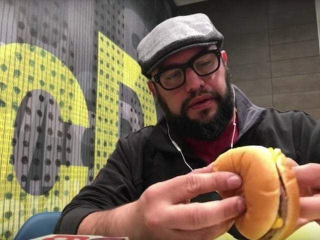 Watch Late Food Network Chef Carl Ruiz Rip McDonald's in Viral Video