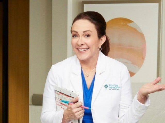Patricia Heaton Reveals 'Carol's Second Act' Behind-The-Scenes Photo and Fans Flip