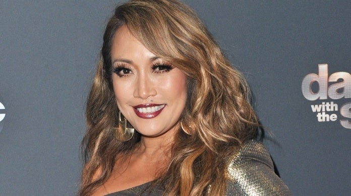 carrie ann inaba getty images