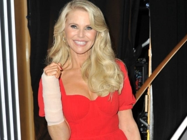 'DWTS': Christie Brinkley Shares New Photos Amid Recovery From Arm Injury