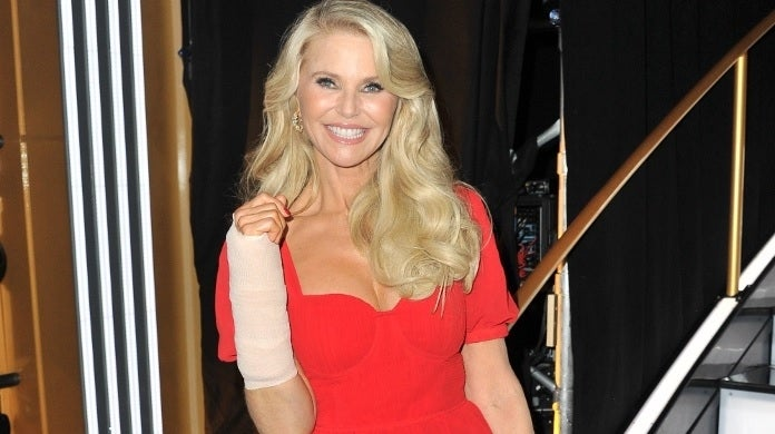 christie brinkley cast getty images