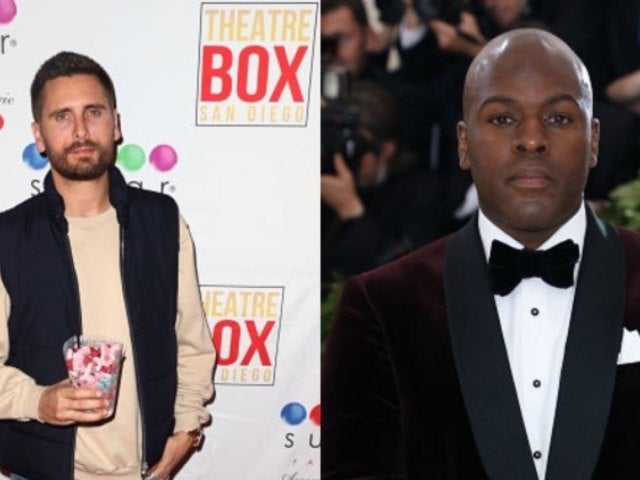 Scott Disick Spars With Corey Gamble Over 'Spanking' Daughter Penelope